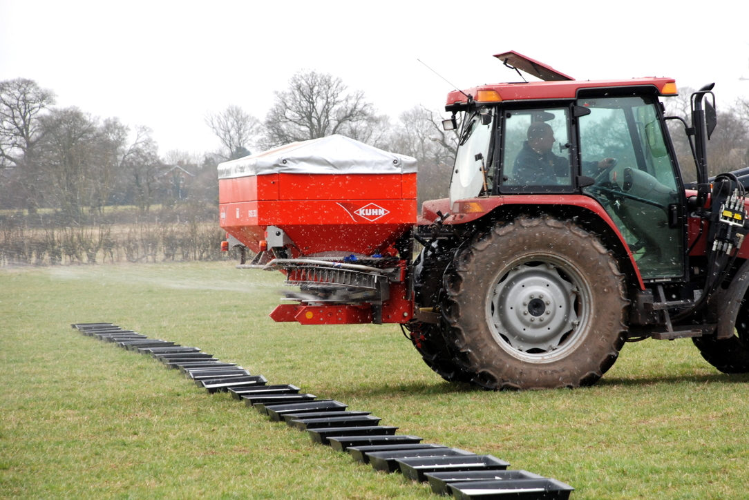 SCS | Spreader & Sprayer Testing | Certified NSTS Testers